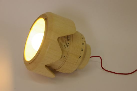DSRL Paparazzi Lamp Is A Wooden Replica Of A Reflex Camera Lens Was Last  Modified: February 15th, 2013 By Community Writer | Community.Drprem.com