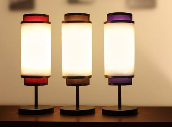 Decorative Kladis table lamp comes with magnetic ...
