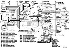 1951 Buick Wiring Diagrams  Hometown Buick