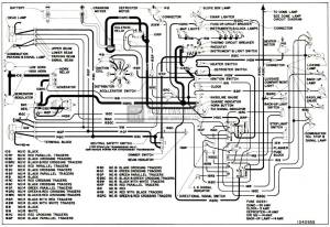 1952 Buick Wiring Diagrams  Hometown Buick