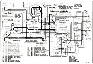 1952 Buick Wiring Diagrams  Hometown Buick