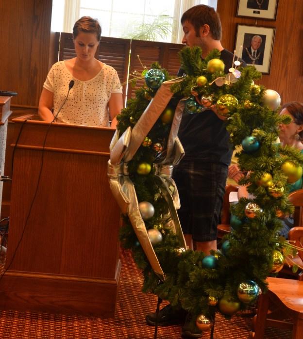 DBA Wreaths