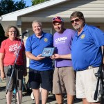 Smiths Falls Rotary Club earns Spirit of Giving Award