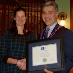 Carleton Place municipal planner receives recognition from council