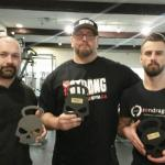 Local gym members place in Canadian Powerlifting Federation Competition