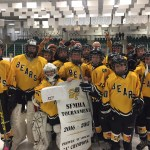 Smiths Falls Bears Peewee B House go 3 for 3 in tournament wins!