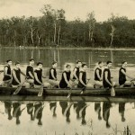 Groups hope to revive sport of canoeing on the Rideau