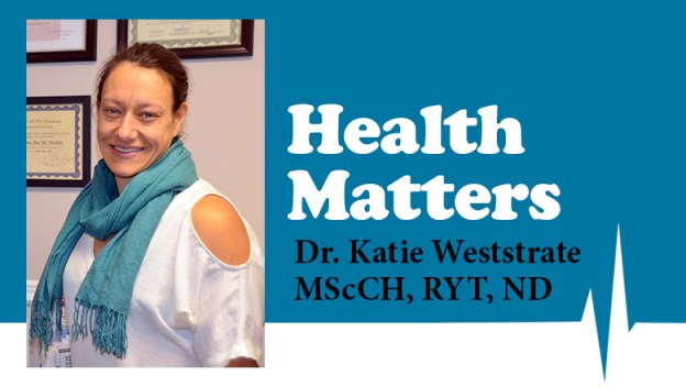 Health Matters Dr Katie Weststrate