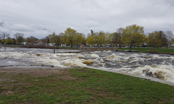 Smiths Falls Flood
