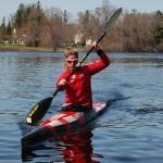 Carleton Place kayaker has paddles aimed at national and olympic teams