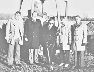 Conlon Farm, the beginning.