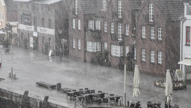 rain-flooding
