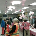 Bears lose in shoot out during breast cancer fundraiser