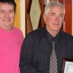 Deputy Mayor Flynn honoured by Christmas Day Committee