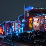 Holiday Train comes to town on Nov. 27