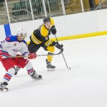 Bears open the weekend with a lose to Nationals in Junior A hockey action