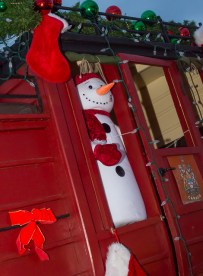 SF Santa Parade Dec 09 013