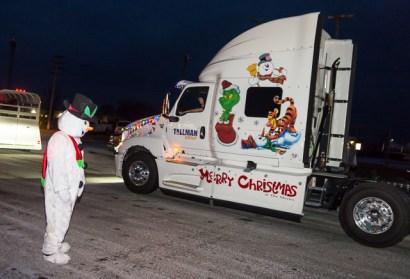 SF Santa Parade Dec 09 022