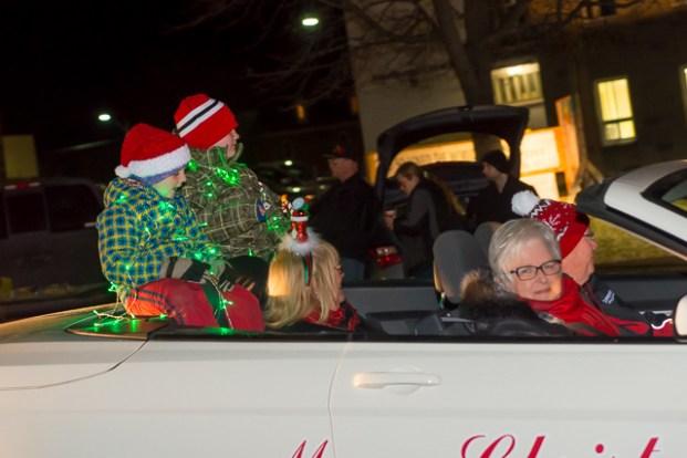 SF Santa Parade Dec 09 033