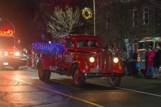 SF Santa Parade Dec 09 048