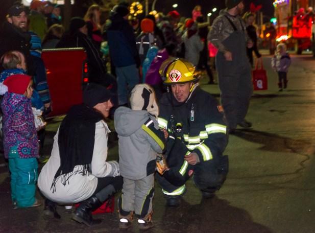 SF Santa Parade Dec 09 054