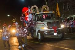 SF Santa Parade Dec 09 057