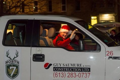 SF Santa Parade Dec 09 066