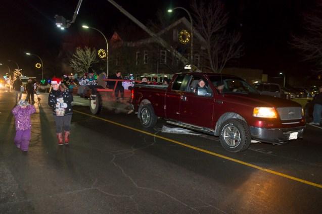 SF Santa Parade Dec 09 068