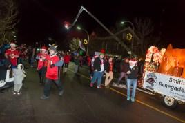 SF Santa Parade Dec 09 083