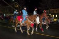 SF Santa Parade Dec 09 086