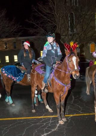 SF Santa Parade Dec 09 089