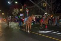 SF Santa Parade Dec 09 090