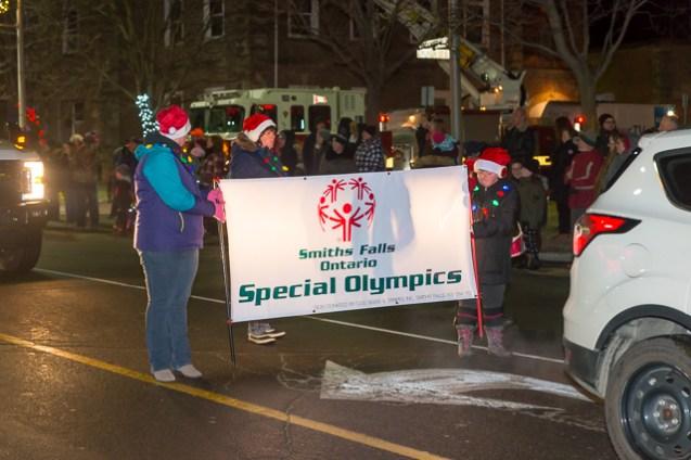 SF Santa Parade Dec 09 093