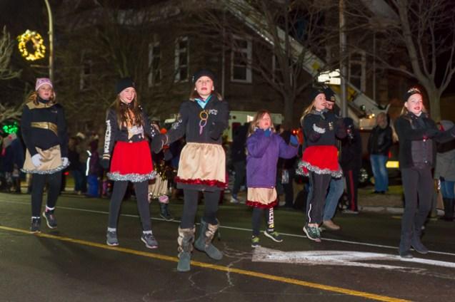 SF Santa Parade Dec 09 116