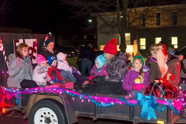 SF Santa Parade Dec 09 125