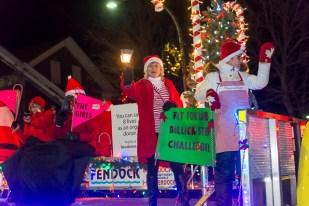 SF Santa Parade Dec 09 131