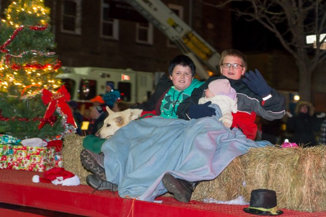 SF Santa Parade Dec 09 136