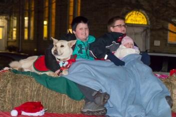 SF Santa Parade Dec 09 137
