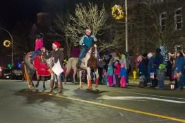SF Santa Parade Dec 09 138