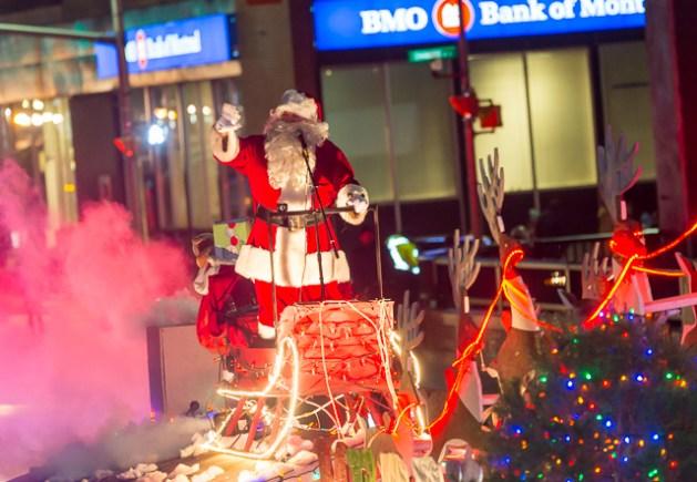 SF Santa Parade Dec 09 194
