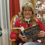 Christmas is a year long event at Kathy Botham's