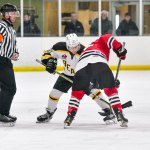 Smiths Falls Bears take a brutal beating by the Brockville Braves