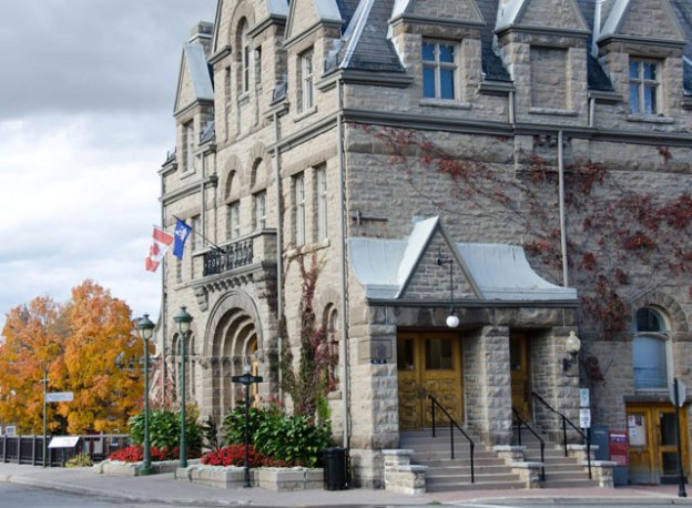 Carleton Place town hall.