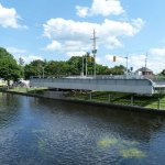 Abbott Street swing bridge closing for repairs
