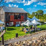 The Table's Magical Barn Party, Barns, Farms and Wicked Chefs offers delicious food for a good cause
