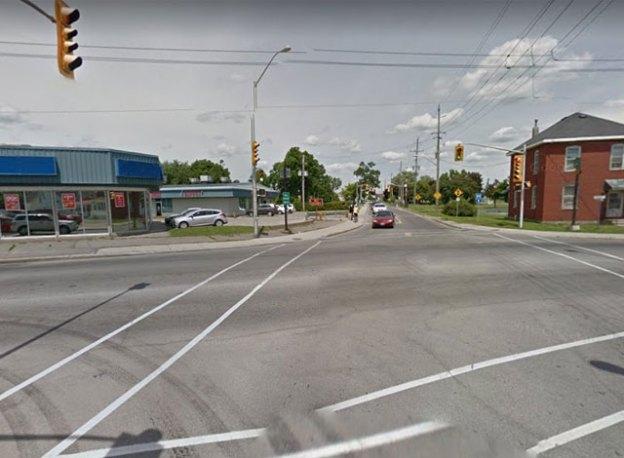 Corner of Lombard and Abbott Street
