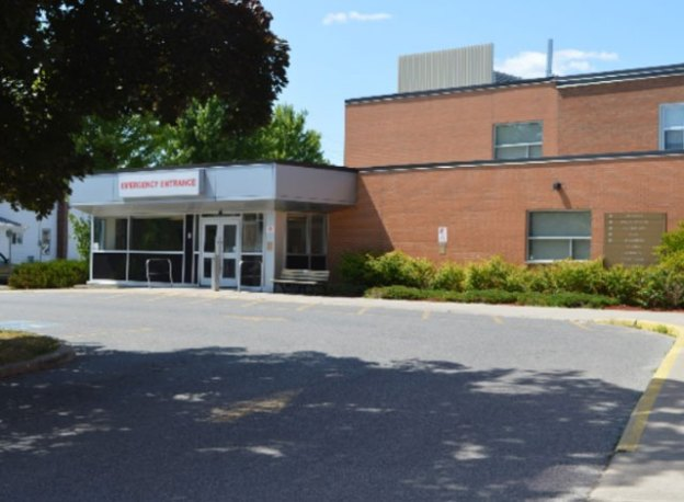 Emergency Department at Almonte General Hospital