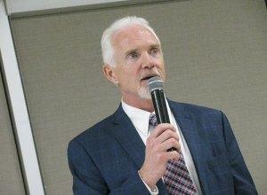 Mayor-elect Shawn Pankow