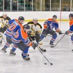 Repeating success for the Smiths Falls Bears agianst Kanata Lazers