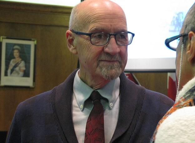 Councillor Peter McKenna